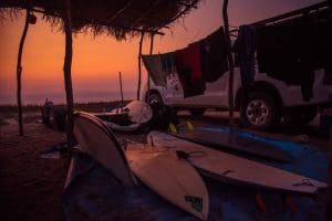 The Journey to Africa – Angola Surf