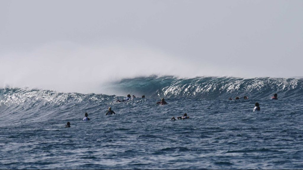Surfing, ethics and what's in between